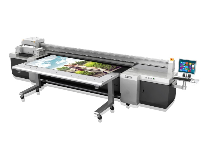 HandTop HT2500UV Hybrid Printer